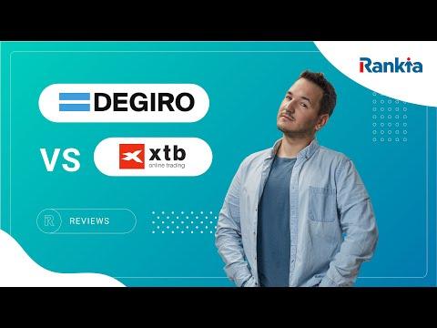 Hoy os traemos una comparativa explosiva entre dos de los brókers más potentes del mercado: XTB y Degiro