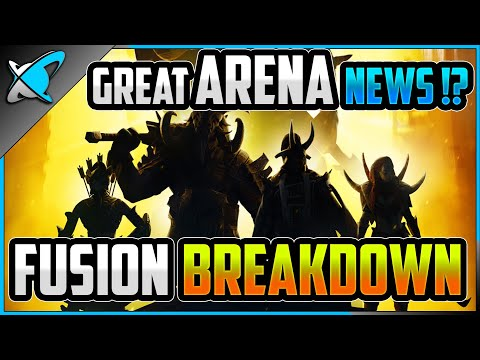 """""""GREAT"""" ARENA NEWS !? 