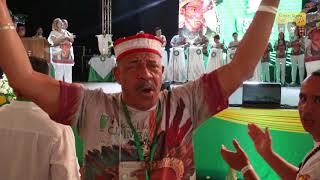 Ponto de Ogum Xoroquê | 8° Festival de Curimba Um Grito de Liberdade | Rádio Toques de Axé