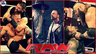 WWE Monday Night Raw- October 1, 2018 Highlights Preview | Raw 01/10/2018 Highlights