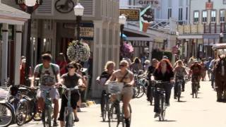 Mackinac Island, Michigan (Video Tour) - YouTube