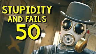Rainbow Six Siege | Stupidity and Fails 50