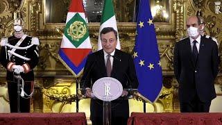 La composizione del Governo Draghi, i nomi - www.canalesicilia.it