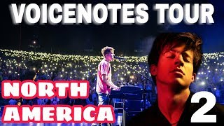 Charlie Puth - Voicenotes Tour, Best Moments! (North America, part 2)