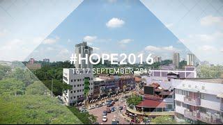 FLASHMOB Malaysia #HOPE2016 Brickfields, Little India