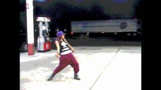 Tyanna 13 yrs Her Own Hip Hop CHOREO DANCING TO KREAYSHAWN Gucci Gucci