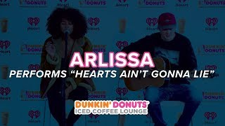 Arlissa Performs 'Hearts Ain't Gonna Lie' Live | DDICL