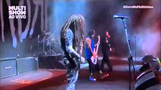Korn - Y'all want a single (live monsters of rock brazil 2013)