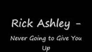 Rick Ashley