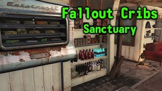 Fallout 4 Cribs - Sanctuary