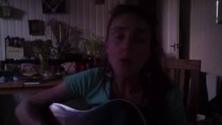 Enjoy the silence By Depeche Mode Iona Marshall cover
