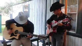 Cruz De Madera- Miguel y Miguel (cover)