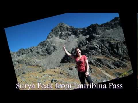 Surya Peak