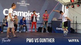 PWG v Gunther - Quarter-Final | F3WT London