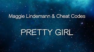 【洋楽和訳】Maggie Lindemann - Pretty Girl (Cheat Codes x Cade Remix)