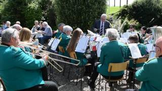 Brass in the Garden 2017 - Radetsky March