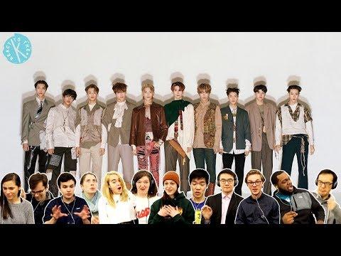 Classical Musicians React: NCT 127 'Chain' vs 'Simon Says'