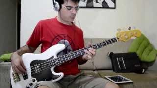 Aerosmith - Jaded - Baixo/Bass Cover