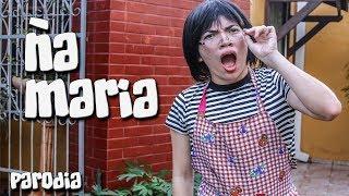 Ña Maria - Parodia (Maluma - Mala Mía) | Cero904