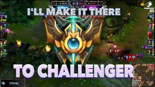 Make it there to challenger - a league of legends parody of Shake it off by Taylor Swift