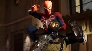 Marvel's Spider-Man Shocker Bank Fight