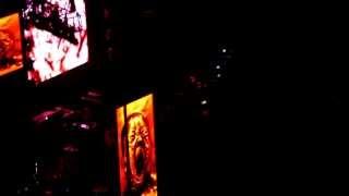 Guns N' Roses Opening Live London o2 Arena 31/05/2012