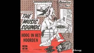 THE MUSIC SOUND   HOOG IN HET NOODEN 1976