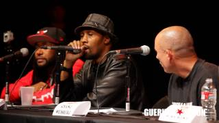 Rock the Bells Exclusive: RZA & Chang Weisberg on the 36 Chambers Stage
