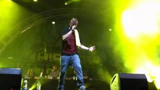 Moja Reč - Čo sa týka mňa - Live - Hip Hop Kemp 2012