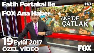 Barzani'nin bağımsızlık hayali...19 Eylül 2017 Fatih Portakal ile FOX Ana Haber