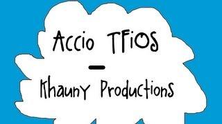 Accio TFiOS - Accio Deathly Hallows Parody