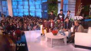 BTS at Ellen Show Part 1   BTSxELLEN