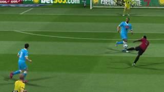Didier Ya Konan - Amazing Volley Goal - BSC