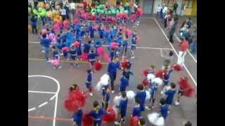 Colegio Sembradores de Amistad Día de la primavera Parte II