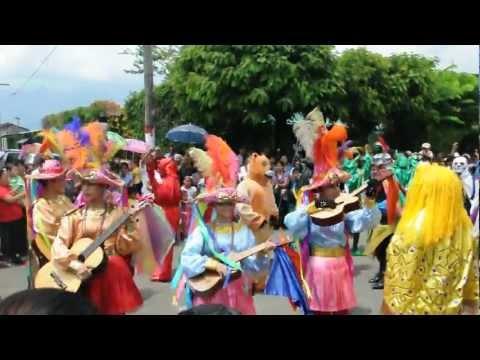 Nicaragua: Festival San Jerónimo, Masaya