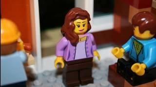 The Pina Colada Song in LEGO