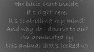 Korn - Evolution (Lyrics)