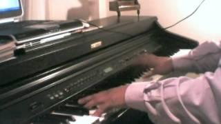 Aleks Syntek - Te soñe (piano cover)