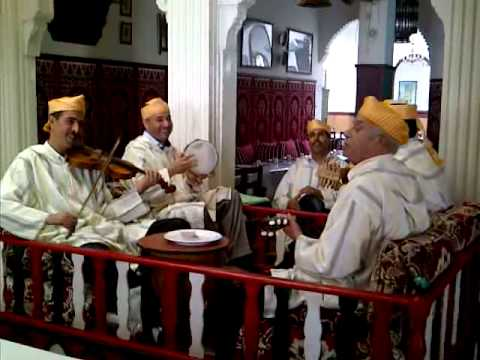 Morocco Musicians 2011