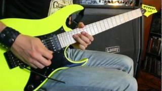 Always with me, Always with you, Joe Satriani cover - Ignacio Torres (NDL)