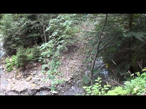 Манявский скит и водопад