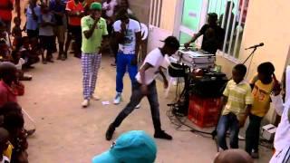 Afro video show no Rocha pinto - Kuduro em Brasa