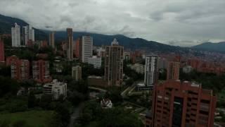 Medellin, Colombia - Drone Video by: Jaime Giraldo