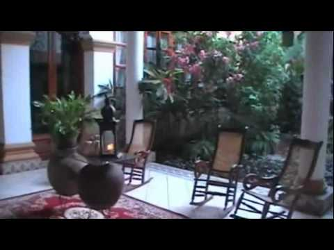 The Alhambra Hotel | Nicaragua with Latin Odyssey