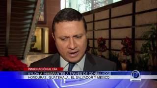 Fernando Pizarro nos habla de ayuda a inmigrantes a través de consulados en EE.UU.