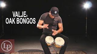 LP | Valje Oak Bongos (LPV1400-O)