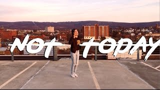 BTS - 'NOT TODAY' Dance Cover   CINDY VO
