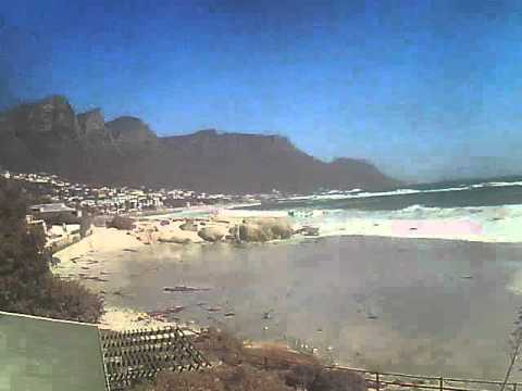 Timelapse Video – Glen Beach & Camps Bay – 15/04/2011