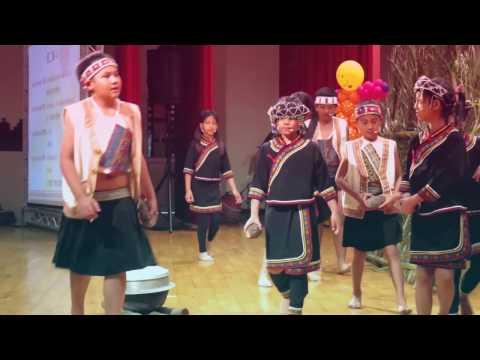 久美國小-原住民族語戲劇比賽 - YouTube