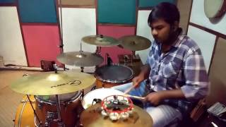 FOO FIGHTERS-Learn To fly Drum Cover